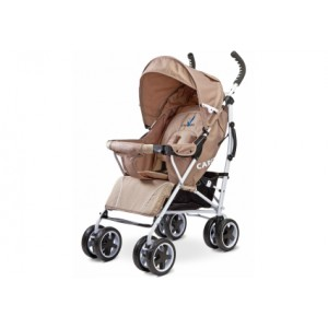 Коляска Caretero Spacer 2017- beige