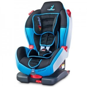 Автокресло Caretero Sport Turbo Fix Isofix (9-25кг) - navy