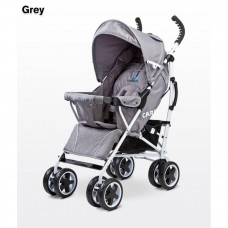 Коляска Caretero Spacer 2017- grey