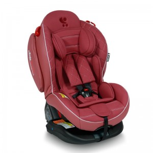 Автокресло Bertoni ARTHUR ISOFIX 0-25кг) (rose leather)
