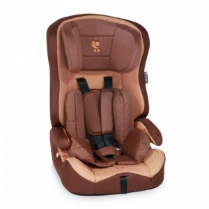 Автокресло Bertoni SOLERO ISOFIX (9-36кг) (beige&brown)