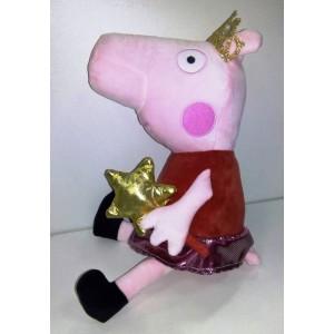 "Мягкая игрушка "" Свинка Пеппа принцесса"" ( 00098-8)"