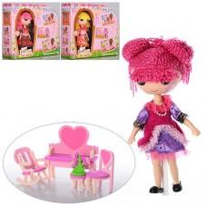Кукла Lalaloopsy шарнирная с мебелью (DH2057-1-2-3)