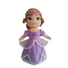 Мягкая кукла София (00417-01)