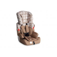 Автокресло Bertoni KIDDY (9-36кг) (dark&light beige)
