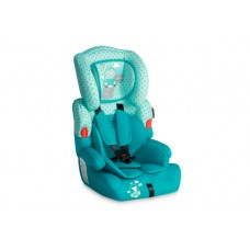 Автокресло Bertoni KIDDY (9-36кг) (dark&light aquamarine)