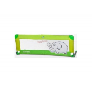 Барьерка Caretero Safari для кровати 120x40 (green)