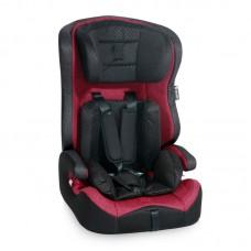 Автокресло Bertoni SOLERO ISOFIX (9-36кг) (red&black)