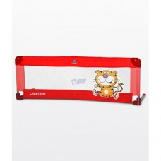 Барьерка Caretero Safari для кровати 120x40 (red)