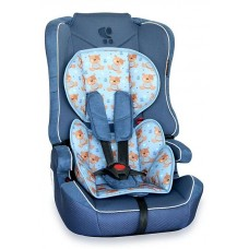 Автокресло Bertoni EXPLORER (9-36кг) (blue cute bears)