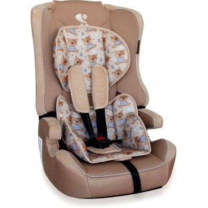 Автокресло Bertoni EXPLORER (9-36кг) (beige cute bears)