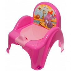 Горшок-кресло Tega Safari SF-010 pink