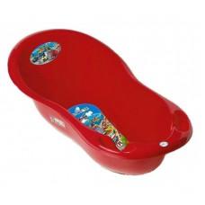 Ванночка Tega 102 см с термометром Cars CS-005 red