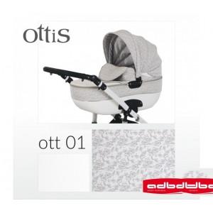 Коляска 3в1 ADBOR OTTIS OTT-01