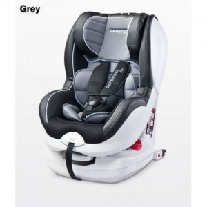 Автокресло Caretero Defender+ Isofix (0-18кг) - grey