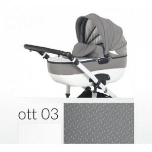 Коляска 3в1 ADBOR OTTIS OTT-03