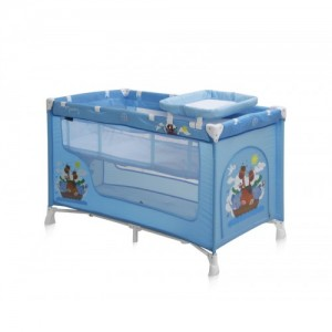 Манеж Bertoni NANNY 2L (blue adventure)