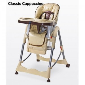 Стульчик Caretero Magnus Classic - cappuccino