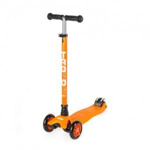 Самокат Trolo Maxi 5+ (orange) до 50кг