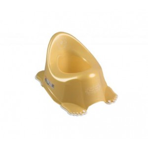 Горшок антискольз. Tega Royal Baby RL-001 gold