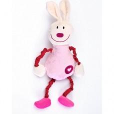 Игрушка Sensillo Кролик с пищалкой (23351)