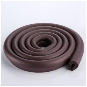 Защитная лента на стекляный стол (тено-коричневая)
