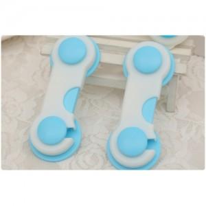 Крючок для створчатых дверей 3М (синий)