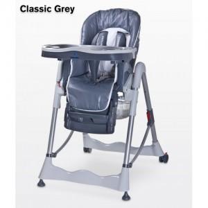 Стульчик Caretero Magnus Classic - grey
