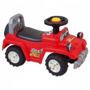 Машинка-каталка Alexis-Babymix HZ-553 (red)