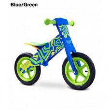 Беговел Caretero Zap (blue-green)
