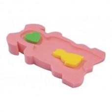 Поролон для купания Tega Maxi BA-001 pink