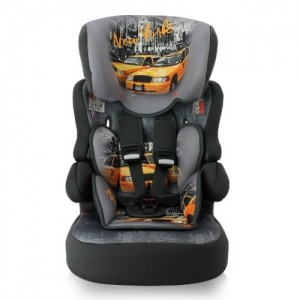 Автокресло Bertoni X-DRIVE+ (9-36кг) (grey new york)