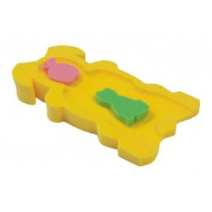 Поролон для купания Tega Maxi BA-001 yellow
