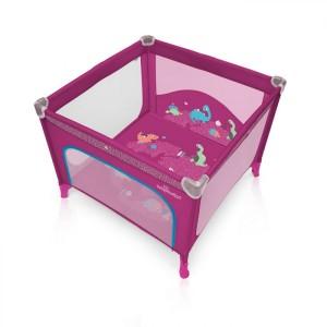 Манеж Baby Design Joy 08 pink