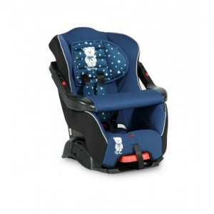 Автокресло Bertoni BUMPER (9-18кг) (dark blue teddy bear)