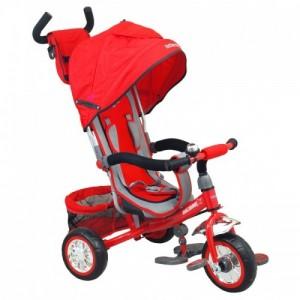 Велосипед 3-х кол. Alexis-Babymix ET-B37-5 (red)