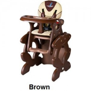Стульчик Caretero Primus - brown