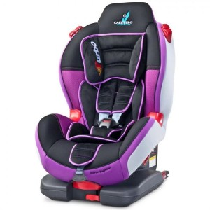 Автокресло Caretero Sport Turbo (9-25кг) - purple