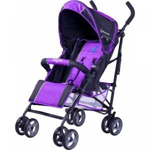 Коляска Caretero Luvio - purple