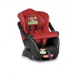 Автокресло Bertoni BUMPER (9-18кг) (red&black family)