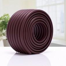 Ребристая лента на острые углы 3М (темно-коричневая)