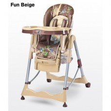Стульчик Caretero Magnus Fun - beige