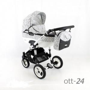 Коляска 3в1 ADBOR OTTIS OTT-24 (2017)