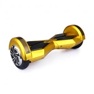 """Гироборд SMART 8 gold, колеса 8"""", до 120кг, (пульт ДУ, Bluetooth)"""