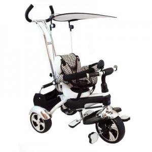 Велосипед 3-х кол. Alexis-Babymix UR-DY-GR01A (cherry)