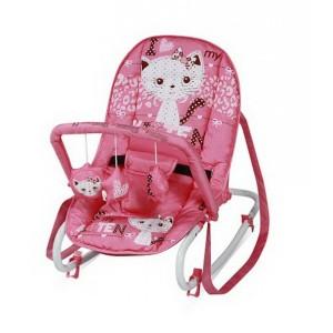 Шезлонг Bertoni TOP RELAX (pink kitten)
