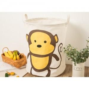 Корзина для игрушек Kidsgarden d-35 cm (monkey)