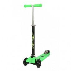 Самокат Trolo Maxi PLUS 5+ (green) до 50кг