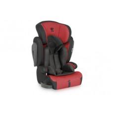 Автокресло Bertoni OMEGA (9-36кг) (red&black)