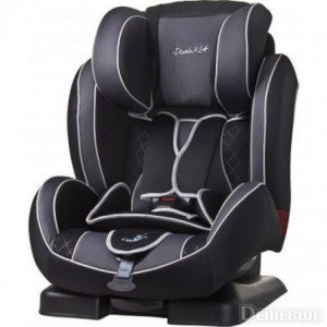 Автокресло Caretero Diablo XL + (9-36кг) - graphite